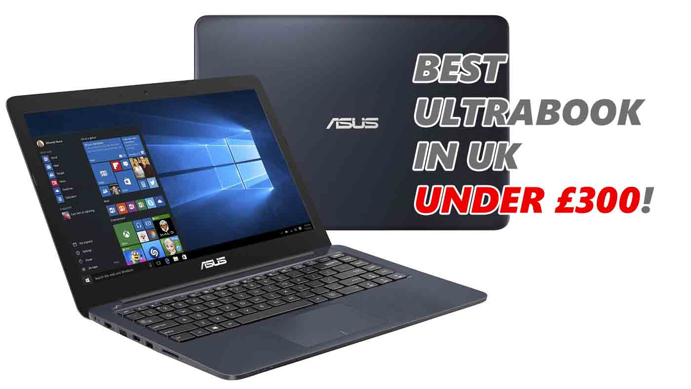Best laptop under 300 pounds in UK 2017