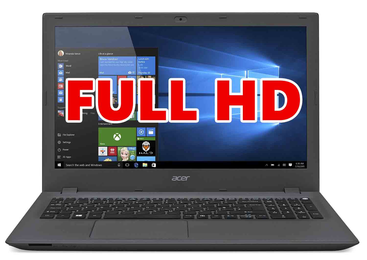 best laptop with full hd uk 2020