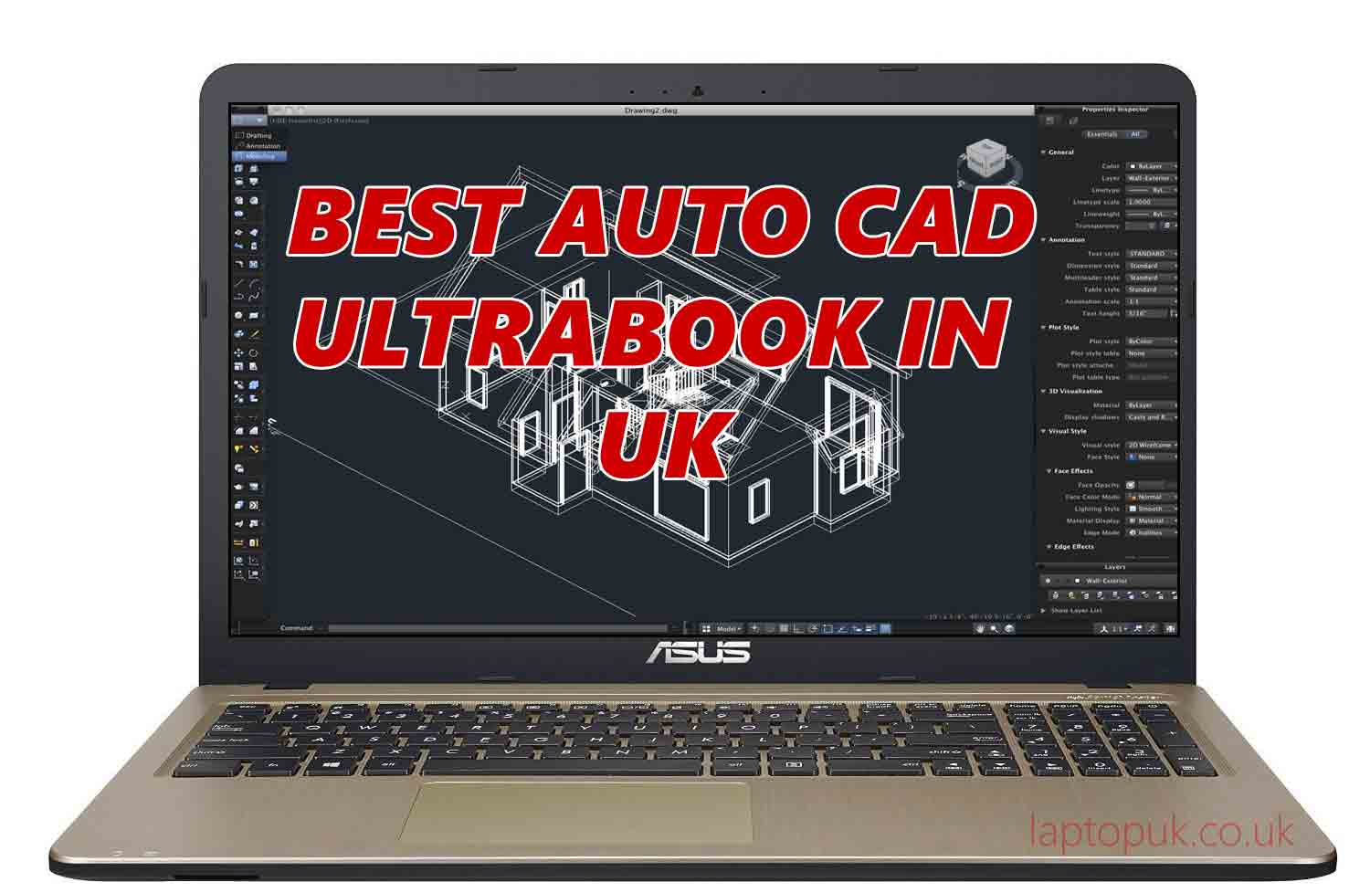 best ultrabook for autocad in UK 2017