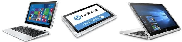 Best detachable laptop in UK HP Pavilion X2