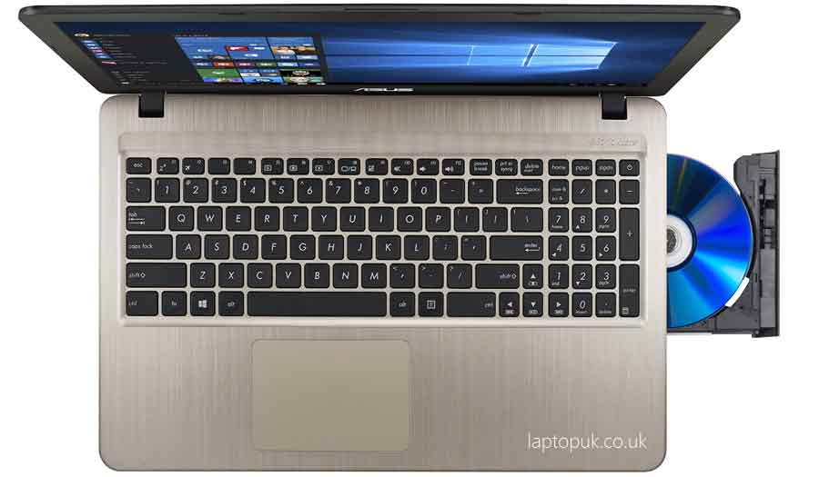 Best laptop with DVD in UK 2017